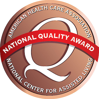 iCare Health Network, AHCA Bronze Award, Touchpoints Rehab, 60 West, Skilled Nursing and Rehabilitation